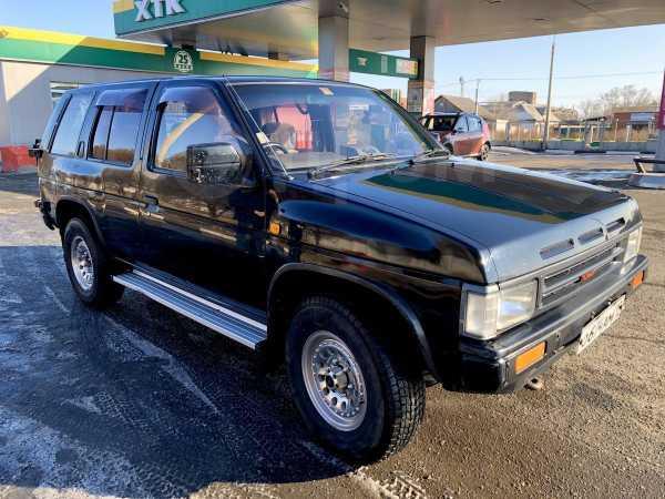 Nissan Terrano, 1992 год, 255 000 руб.