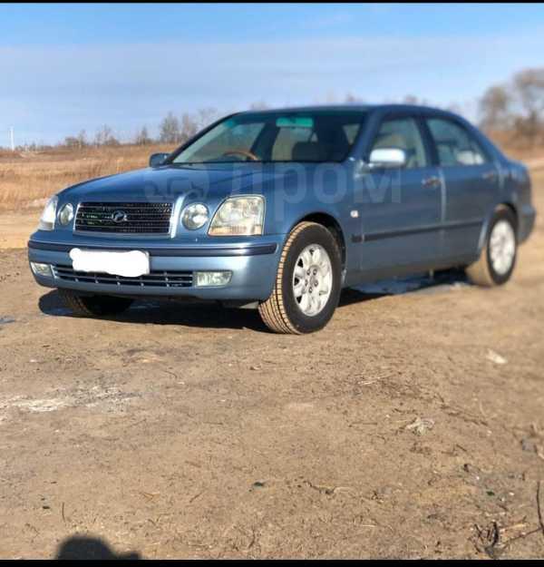 Toyota Progres, 2003 год, 420 000 руб.