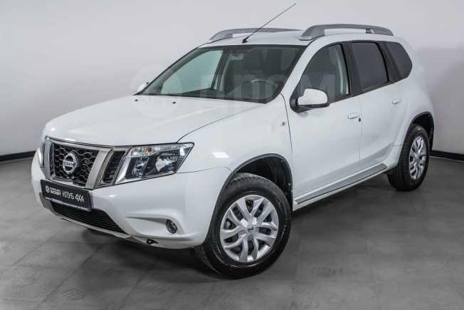 Nissan Terrano, 2017 год, 753 000 руб.