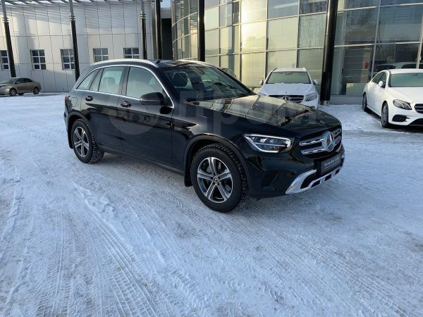 Mercedes-Benz GLC, 2019 год, 3 150 000 руб.