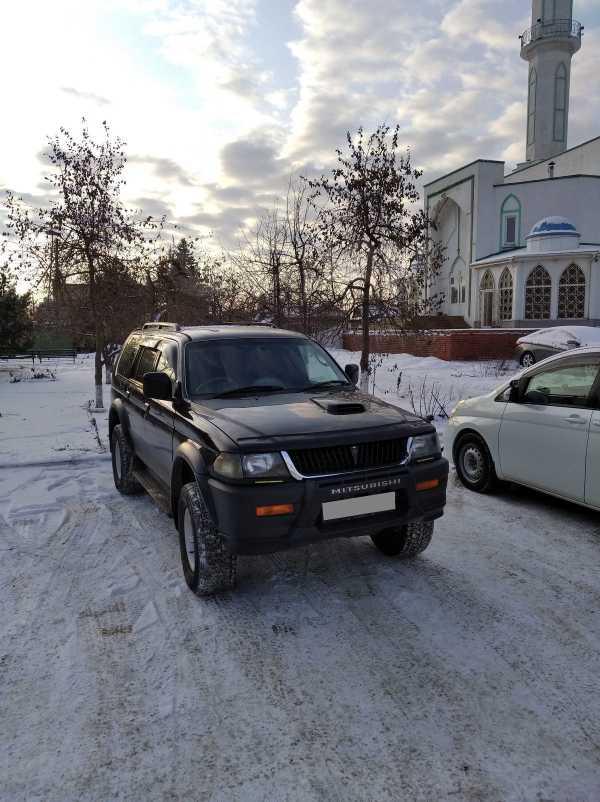 Mitsubishi Challenger, 1996 год, 370 000 руб.