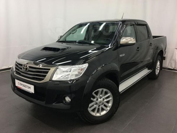 Toyota Hilux Pick Up, 2013 год, 1 439 000 руб.