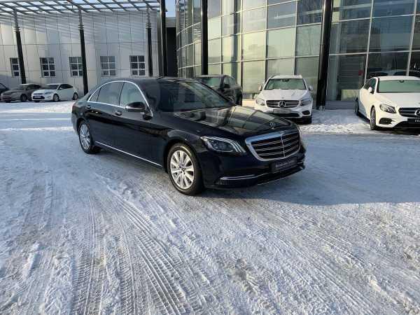 Mercedes-Benz S-Class, 2019 год, 6 950 000 руб.