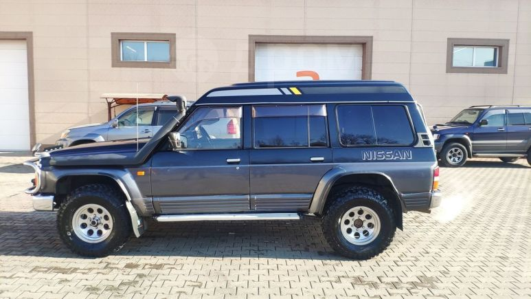 Nissan Safari, 1993 год, 630 000 руб.