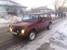 Челябинск 4x4 2131 Нива 1997