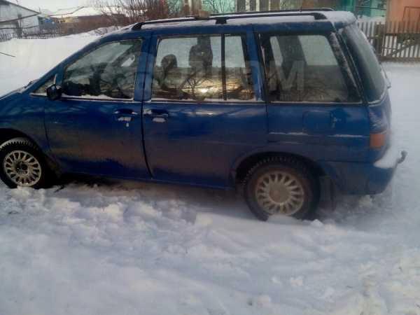 Nissan Prairie, 1991 год, 50 000 руб.