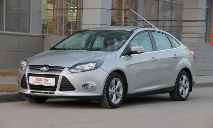 Ford Focus, 2013 год, 498 000 руб.