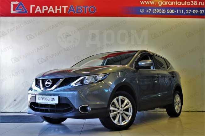 Nissan Qashqai, 2014 год, 855 000 руб.