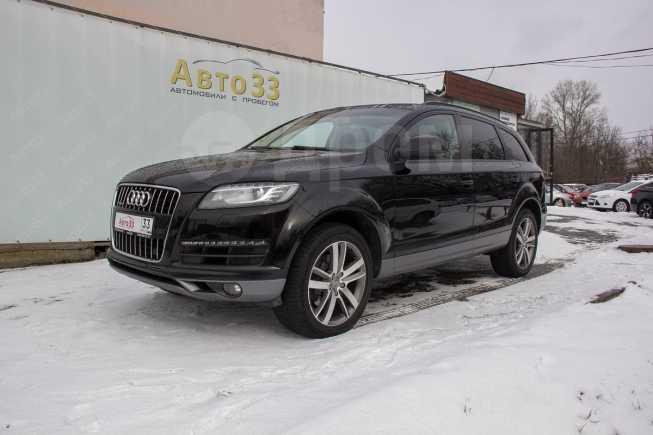 Audi Q7, 2012 год, 1 300 000 руб.