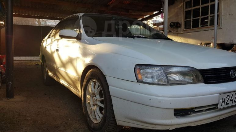 Toyota Corona Exiv, 1993 год, 110 000 руб.