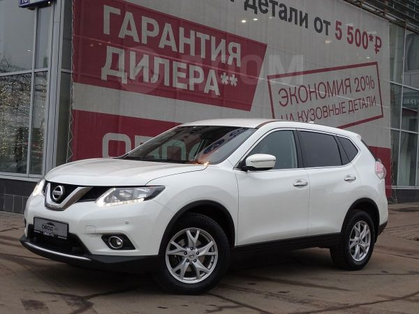 Nissan X-Trail, 2017 год, 1 110 000 руб.