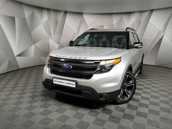 Ford Explorer, 2013 год, 1 144 500 руб.