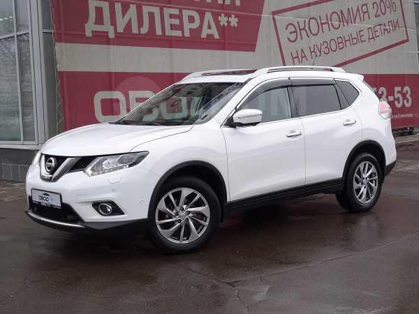 Nissan X-Trail, 2015 год, 1 195 000 руб.