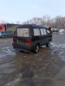 Новосибирск Vanette 1988