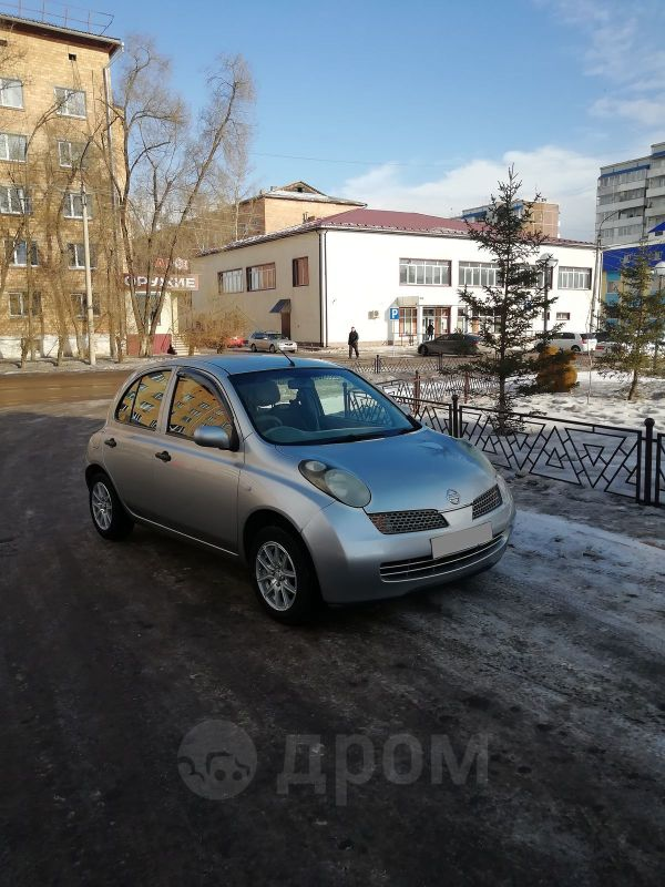 Nissan March, 2002 год, 219 000 руб.