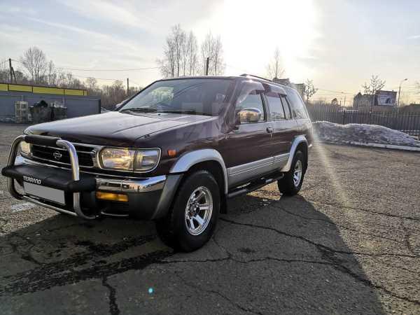 Nissan Terrano, 1996 год, 388 000 руб.