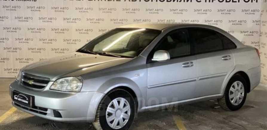 Chevrolet Lacetti, 2012 год, 279 000 руб.