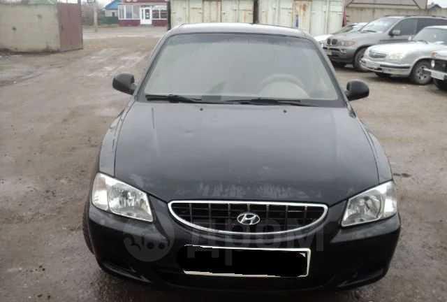 Hyundai Accent, 2009 год, 210 000 руб.