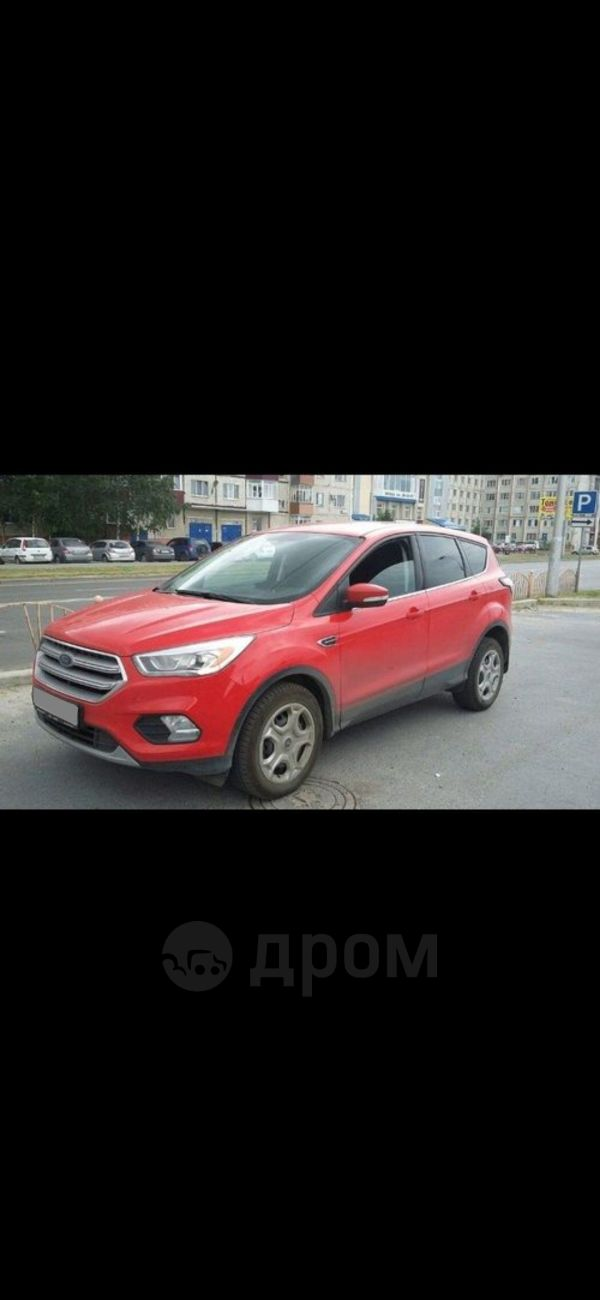 Ford Kuga, 2017 год, 1 100 000 руб.