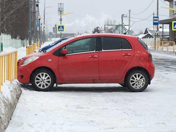 Toyota Yaris, 2008 год, 350 000 руб.
