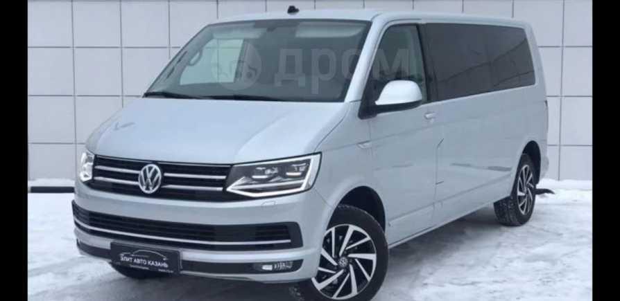 Volkswagen Caravelle, 2018 год, 2 690 000 руб.