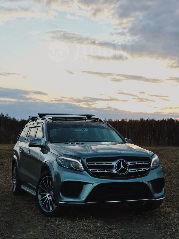 Mercedes-Benz GLS-Class, 2016 год, 3 200 000 руб.