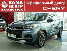 Красноярск Chery Tiggo 8 2020