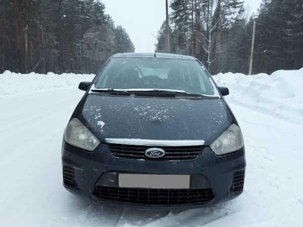 Ford C-MAX, 2007 год, 250 000 руб.