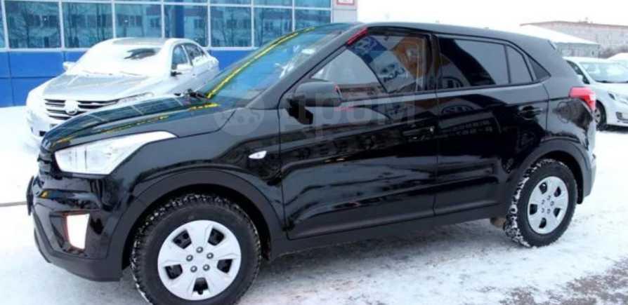 Hyundai Creta, 2020 год, 934 000 руб.