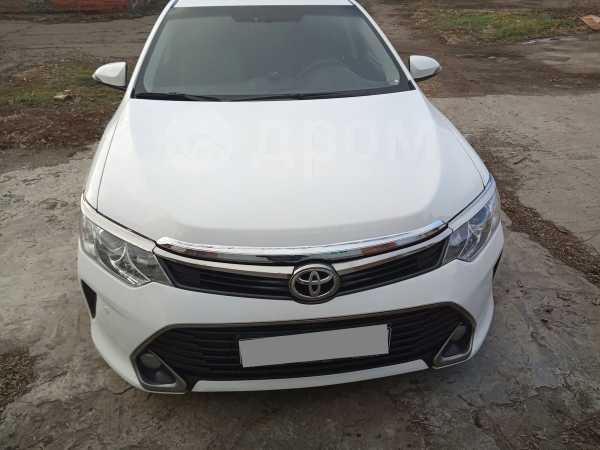Toyota Camry, 2016 год, 1 100 000 руб.