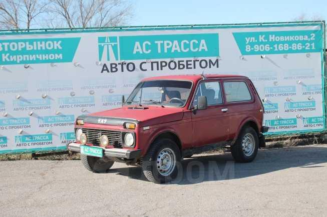 Лада 4x4 Урбан, 1986 год, 60 000 руб.