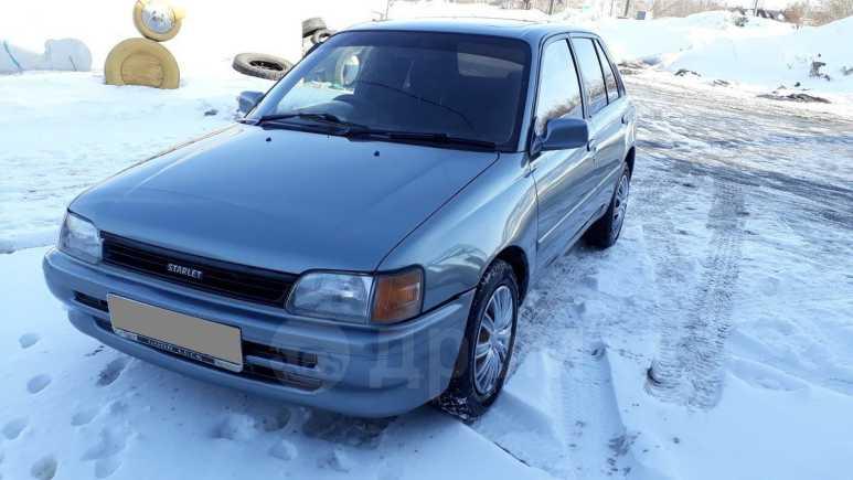 Toyota Starlet, 1992 год, 137 000 руб.