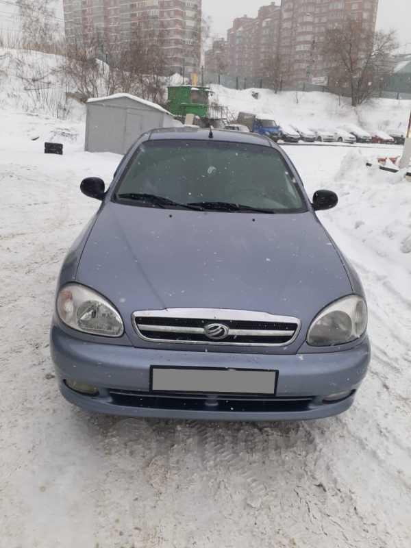 ЗАЗ Сенс, 2009 год, 70 000 руб.