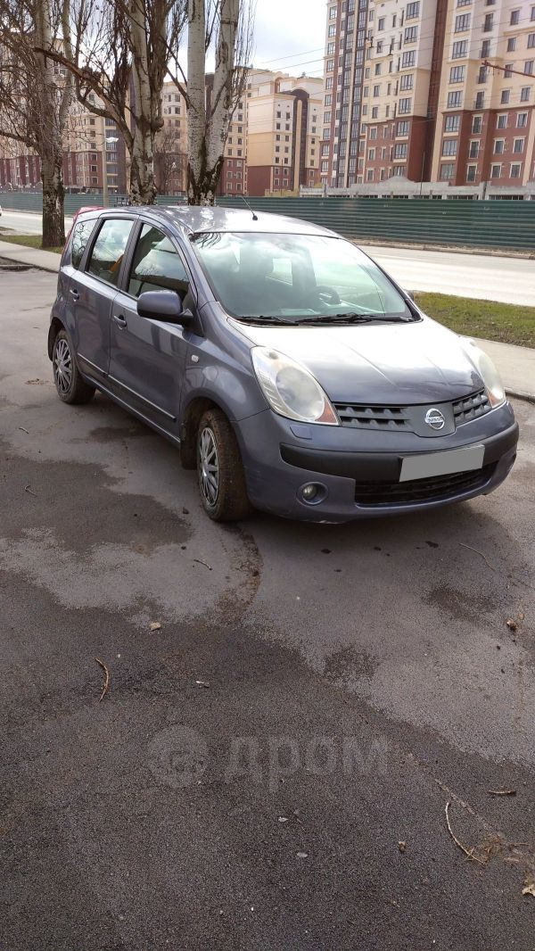 Nissan Note, 2007 год, 290 000 руб.