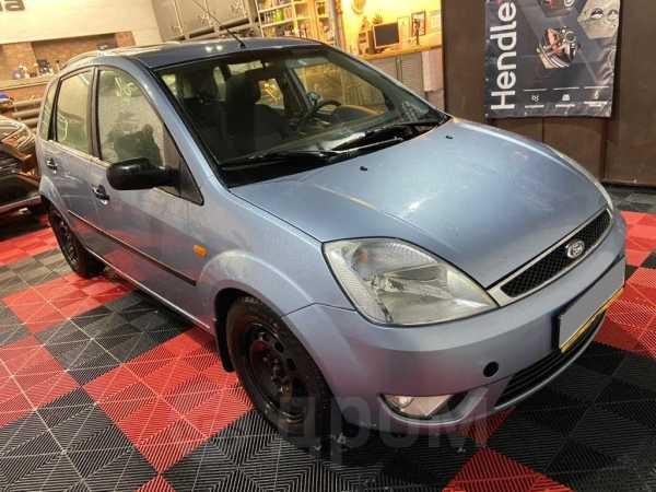 Ford Fiesta, 2005 год, 230 000 руб.