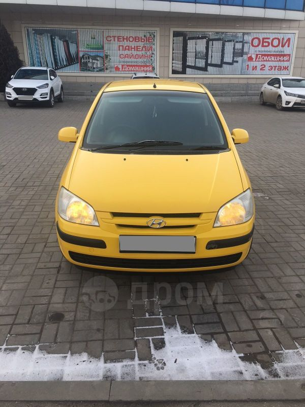 Hyundai Getz, 2004 год, 235 000 руб.