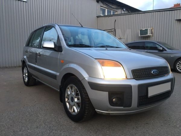 Ford Fusion, 2006 год, 295 000 руб.