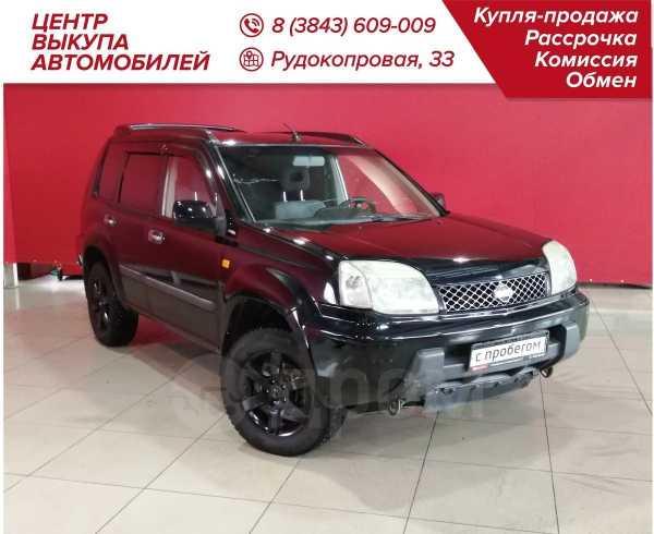 Nissan X-Trail, 2003 год, 409 900 руб.