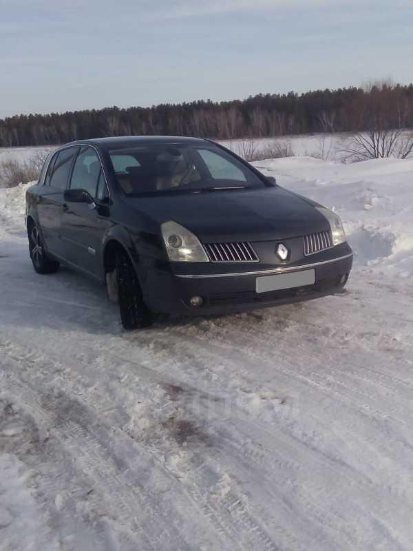 Renault Vel Satis, 2003 год, 300 000 руб.