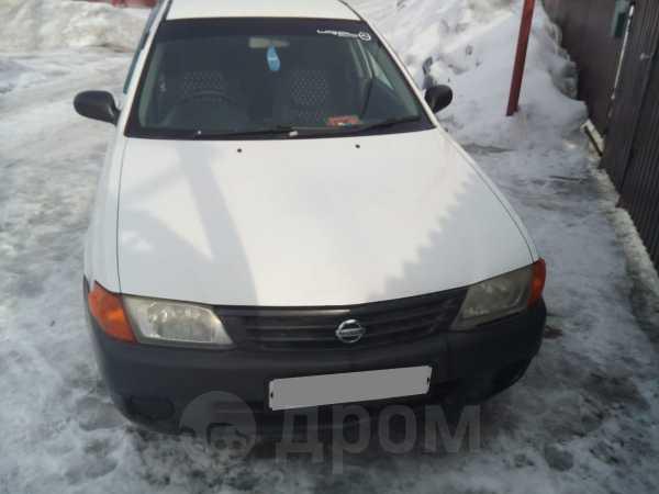 Nissan AD, 2002 год, 190 000 руб.