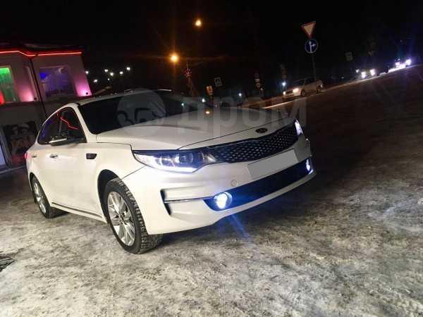 Kia Optima, 2017 год, 700 500 руб.