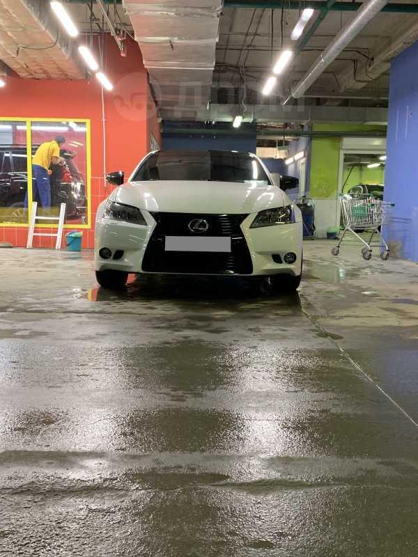 Lexus GS350, 2014 год, 1 650 000 руб.