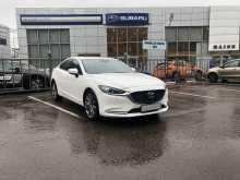Москва Mazda Mazda6 2019