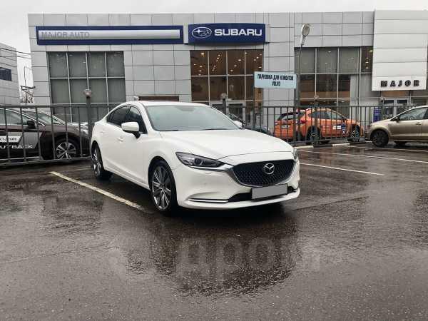 Mazda Mazda6, 2019 год, 1 860 000 руб.