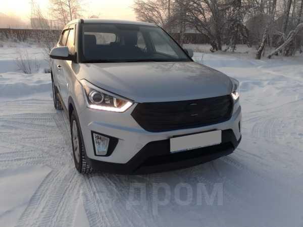 Hyundai Creta, 2018 год, 850 000 руб.