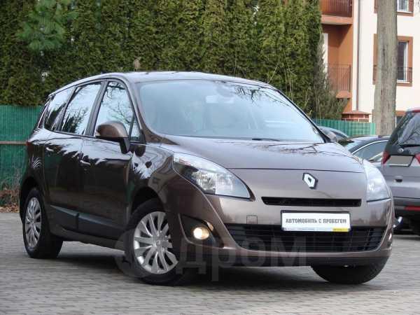 Renault Grand Scenic, 2012 год, 599 000 руб.