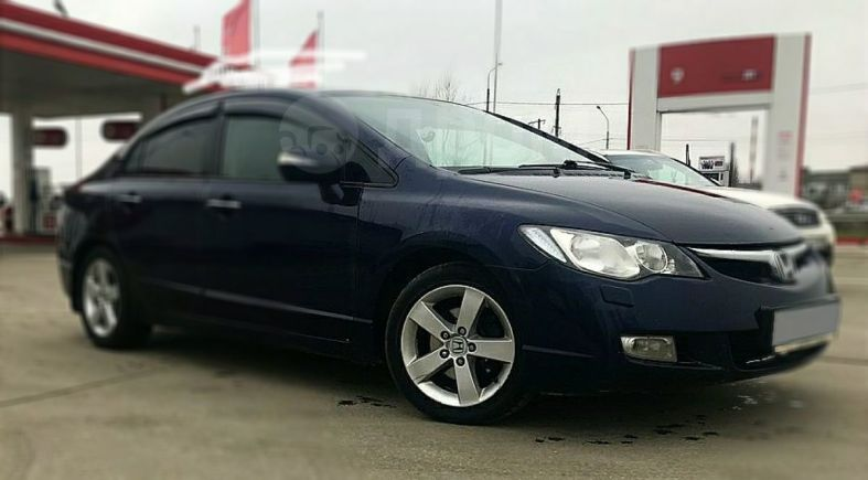 Honda Civic, 2008 год, 455 000 руб.