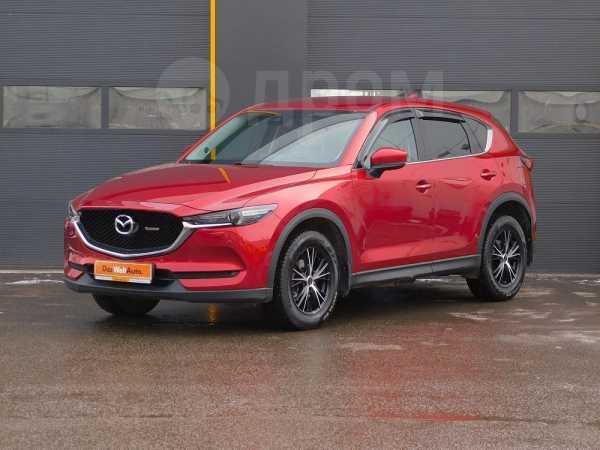 Mazda CX-5, 2017 год, 1 990 000 руб.