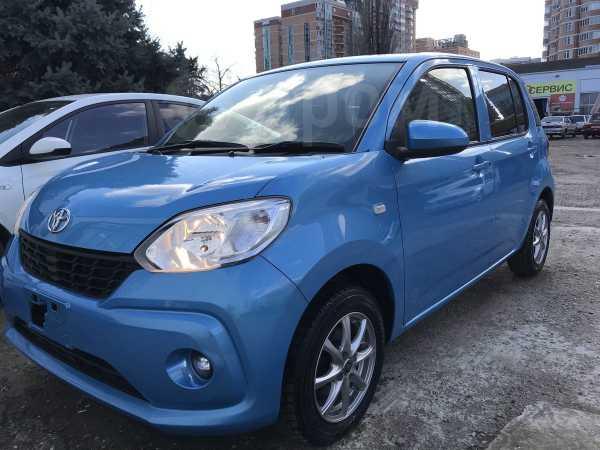 Toyota Passo, 2016 год, 575 000 руб.