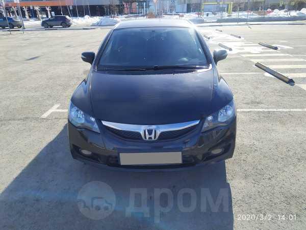 Honda Civic, 2009 год, 405 000 руб.
